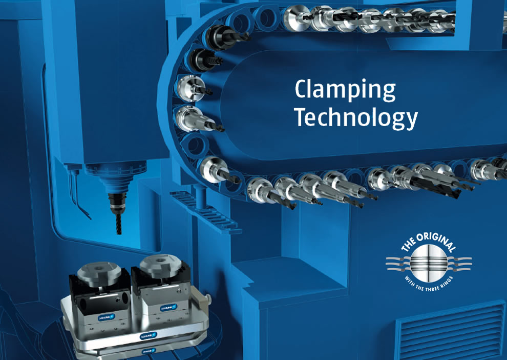 Clamping technology